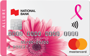 Allure Mastercard