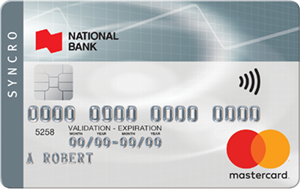 National Bank Syncro Mastercard