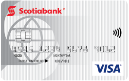 No-Fee Scotiabank Value VISA Card