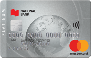 Platinum Mastercard Business Card