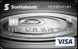Scotia Momentum No-Fee VISA Card