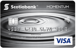 Scotia Momentum VISA Card