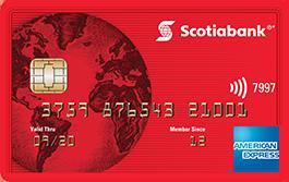 Scotiabank American Express Card