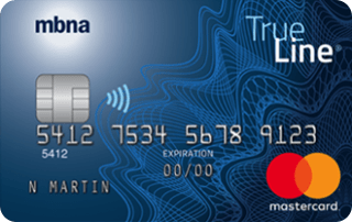 True Line Mastercard