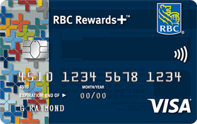 RBC Rewards Visa Card